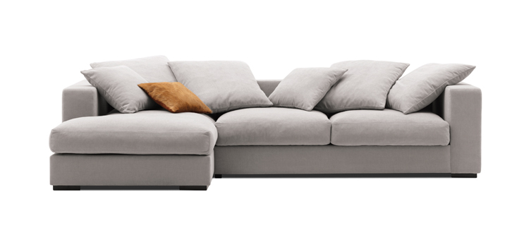 Sofa ...  sc 1 st  Sofa World : fabric chaise - Sectionals, Sofas & Couches