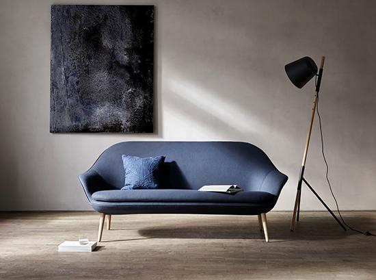 Adelaide modern sofa - BoConcept