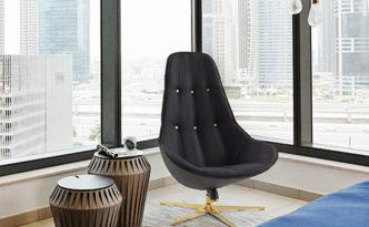 Boston - living chair Sydney
