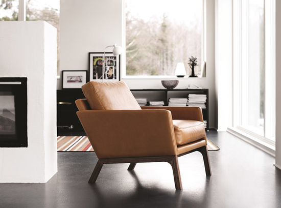 Monte - modern living chair Sydney